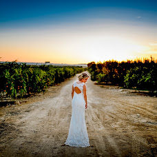 Fotógrafo de bodas Alberto Sagrado (sagrado). Foto del 23.03.2017