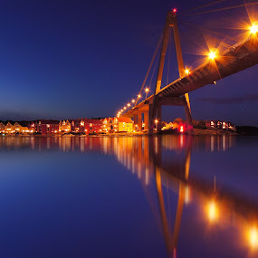 stavanger bridge by Teddy Tavares - Buildings & Architecture Bridges & Suspended Structures