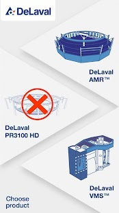 DeLaval VR- screenshot thumbnail