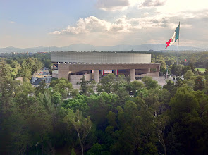 Photo: Mexico City View