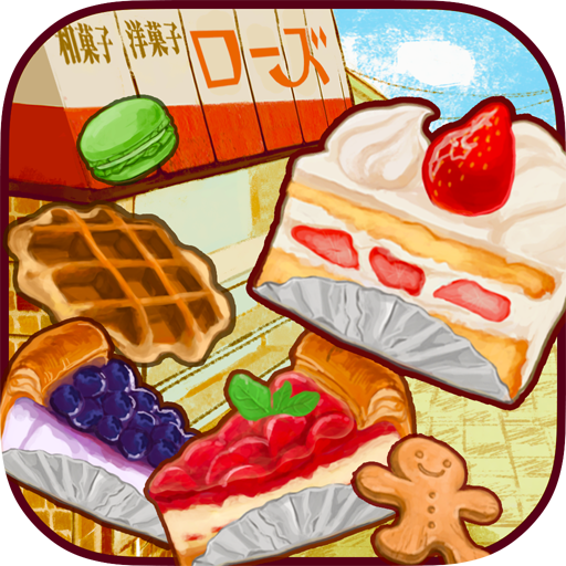 The Sweet Shop Rose~A Heartwarming Reconstruction~ file APK Free for PC, smart TV Download