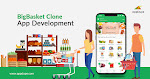 Cater to grocery needs by initiating your Bigbasket app clone script development