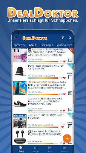 DealDoktor » Schnäppchen, Kostenloses, Gutscheine 5.5.5 screenshots 1