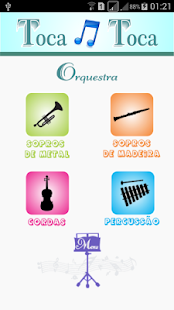 TocaToca Orquestra- screenshot thumbnail