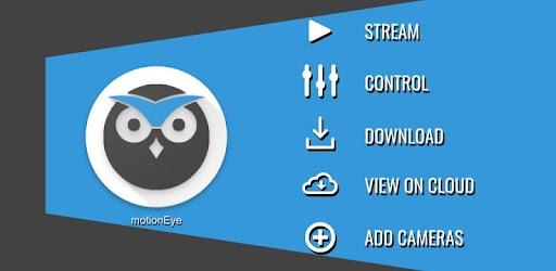 motionEye app - Home Surveillance System 0 9 7 5 4 apk download for