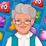 Granny Blast - Free Match 3 Puzzle Adventure Game