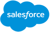 Salesforce logosu