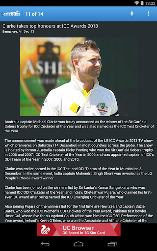 Cricbuzz Cricket Scores & News screenshot 10