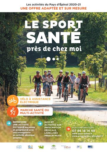 Sport santé PETR