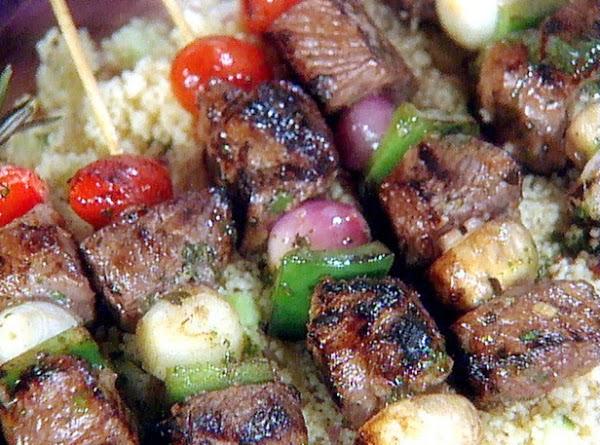 Beef And Lamb Marinade Recipe