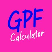 GPF Interest Calculator