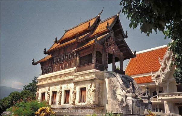 Wat Phra Singh (Wat Phra Sing Waramahawihan)