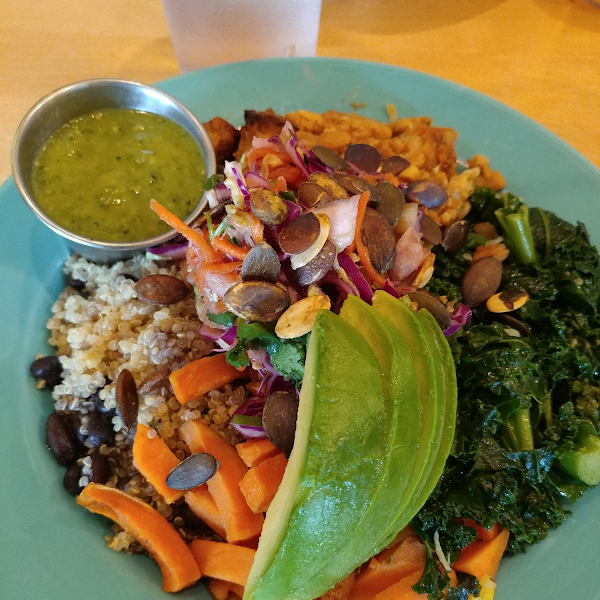 Photo from Laughing Planet Café