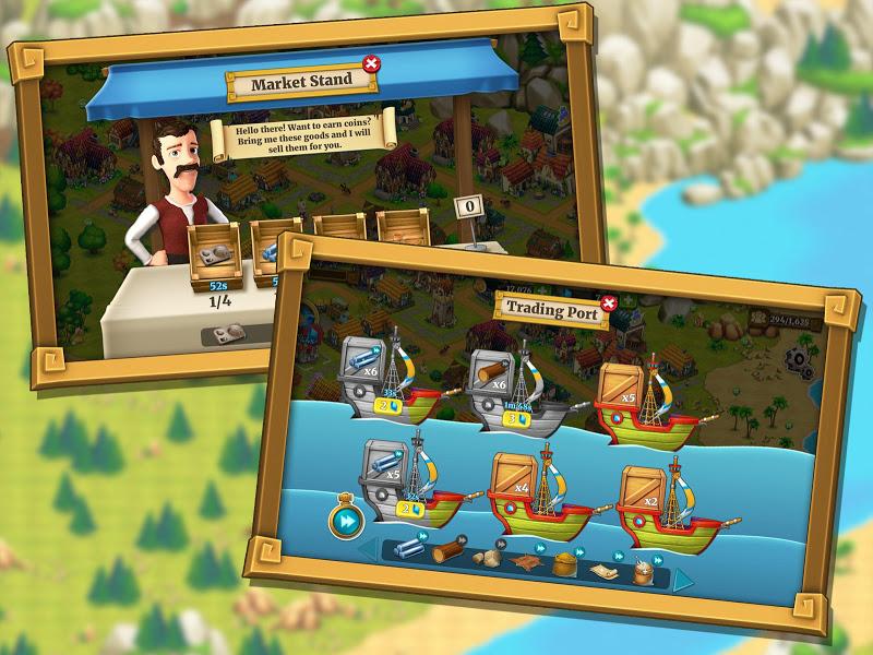 Town Village: Farm, Build, Trade, Harvest City Screenshot 8