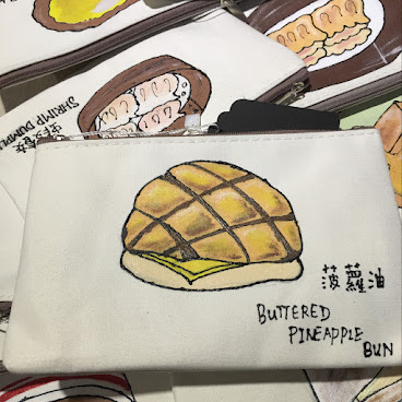 茶餐廳-菠蘿油