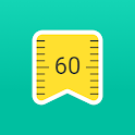 PEP: Weight loss - tracker of your body icon