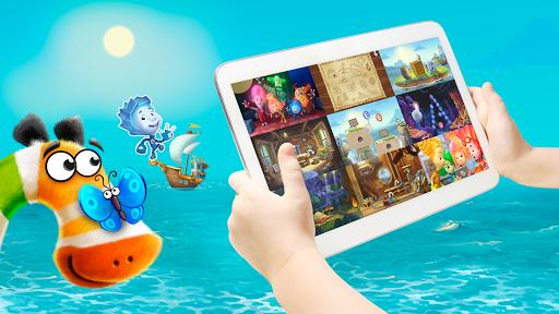 Skazbuka - educational games for kids age 2 - 7 screenshots 2