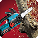 Electric Chainsaw (Prank) icon