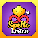 Spell-o-Spoken - English Words Dictation Game icon