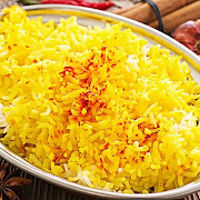 Saffron Pulao Rice