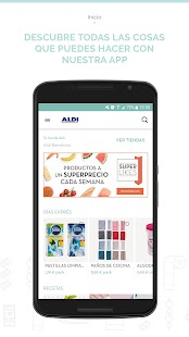 ALDI SUPERMERCADOS- screenshot thumbnail