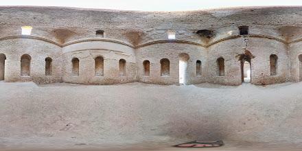 Photo: Palace of Ardeshir کاخ اردشیر بابکان
