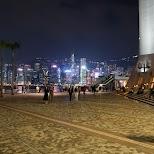 Hong Kong by night in Hong Kong, , Hong Kong SAR