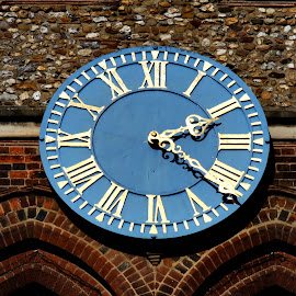 St M H clock by Michael Moore - Artistic Objects Other Objects (  )