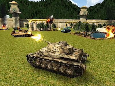 World War Tank Battle 3D apk