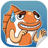 New WAStickerApps ? Fish Stickers For WhatsApp Android APK Download Free By WeCode Team