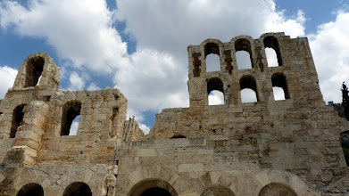 Photo: Herod Atticus Odeon