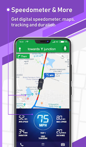 Offline GPS - Maps Navigation & Directions Free 1.8 Screenshots 4