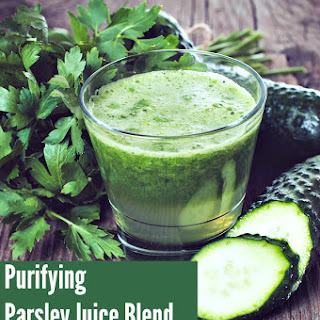 Purifying Parsley Blend.
