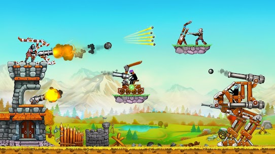The Catapult 2 — Grow your castle tower defense 3