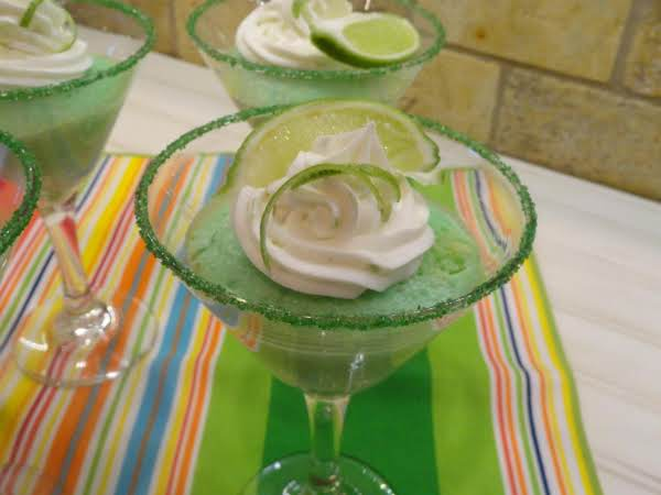Margarita Cupcakes Recipe
