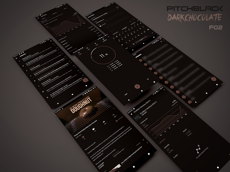 PitchBlack│Substratum Theme v16.8 [Patched]