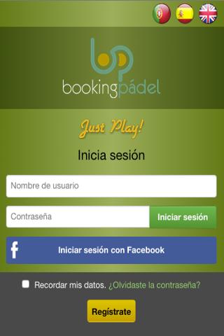 BookingPadel screenshot 1