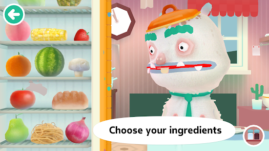 Toca Kitchen 2- screenshot thumbnail