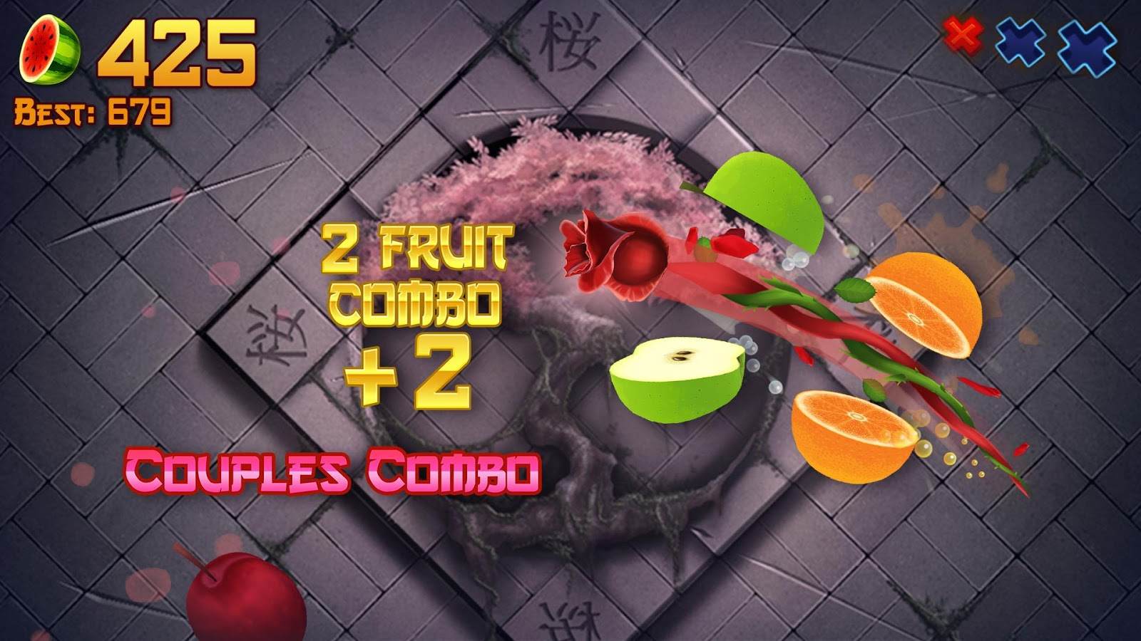 Fruit Ninja Free- screenshot