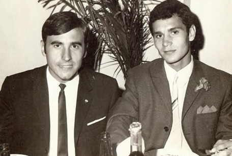 Manuel Ibáñez Nieto y Pepito Navarro.