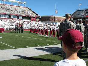 Photo: Oath Ceremony, Fall 2010