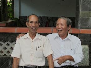 Photo: Thầy Thanh về dự họp mặt lần đầu
