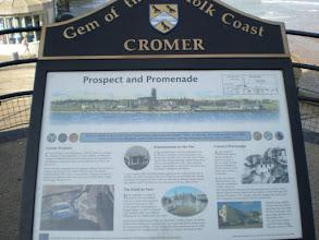 Photo: Norfolk Coast Path - From Wiveton to Cromer - Cromer