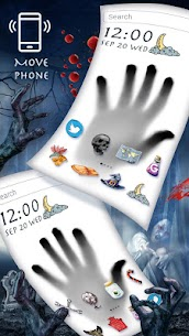 Parallax Hands Themes HD Wallpapers 1.0 Mod + Data Download 3