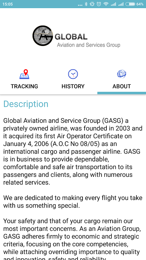 Global Aviation Tracking - Android Apps on Google Play