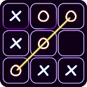 Tic Tac Toe 90's Games icon