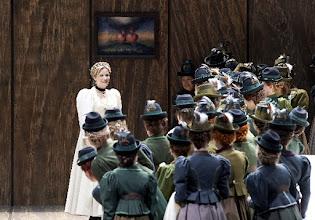 Photo: Wiener Staatsoper: LOHENGRIN (Mai 2016) Copyright: Wiener Staatsoper/Michael Pöhn