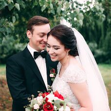 Wedding photographer Aleksandr Slobodyan (MEGAS). Photo of 29.11.2017