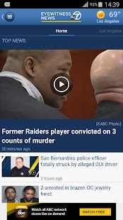 ABC7 Los Angeles- screenshot thumbnail