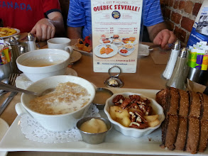 Photo: awesome Breakfast at Le cochon dingue